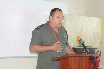 Superintendent of Prisons Mr David Foot disclosed that Her Majesty's Prison in balsam Ghut currently has 139 prisoners with four of them being females and 4 juveniles. Photo: VINO/File