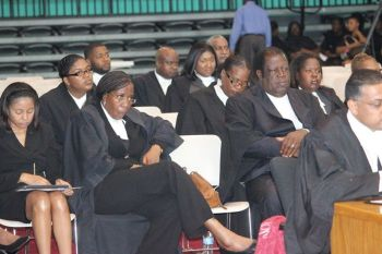 Lawyers appearing in courts in the Virgin Islands are reminded that they must adhere to the dress code. Photo: VINO/File