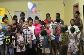 Opposition Leader and Chairman of the Virgin Islands Party (VIP) Honourable Andrew A. Fahie (R1) has been at the forefront working with youth of the territory, including through his Bambelela After School Homework Programme. Photo: VINO/File