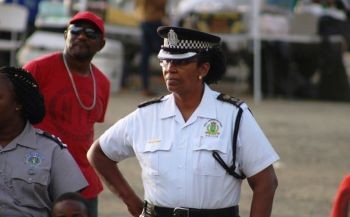 Acting Deputy Commissioner Jacqueline E. Vanterpool in a release from the RVIPF noted her disappointment to see such a flagrant breach when the rules are there to keep everyone safe. Photo: VINO/File