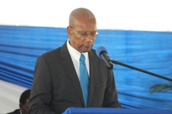 Premier and Minister of Finance Dr The Honourable D. Orlando Smith (AL) has been struggling to get elected Representatives, including from his own Government, to support the Bill entitled 'Virgin Islands Recovery and Development Agency Act 2018'. Photo: VINO/File