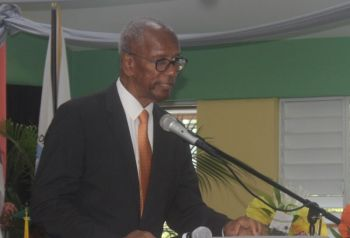 Premier and Minister of Finance Dr The Hon D. Orlando Smith's (AL) leadership of the Territory's affairs has been in question and many within his own party believe he is no longer capable of managing and leading the country. Photo: VINO/File