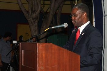 Junior Minister for Tourism and At Large Representative Hon Archibald C. Christian said Government should take a second look at the best approach possible for the expansion of the Terrance B. Lettsome International Airport runway. Photo: VINO/File
