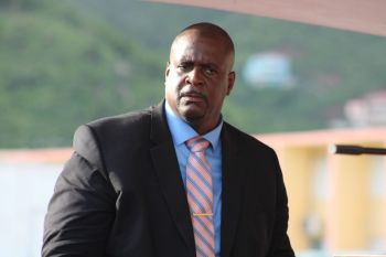 In a statement released late Tuesday, January 7, 2019, Premier Andrew A. Fahie urged residents to get prepared for the possibilities of an earthquake by getting information from the local Department of Disaster Management. Photo: VINO/File