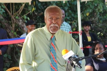 Pioneer and founding Chairman of ZBVI Radio Station and the Nevis Broadcasting Company-VON Radio, Mr Merritt Herbert died on September 23, 2017 in the United States. Photo: VINO/File