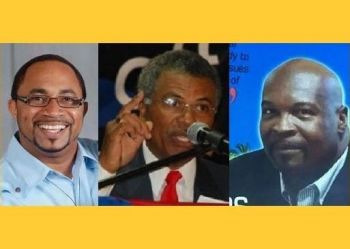From left: Devon U. Osborne, Dr Hubert O'Neal and Dr Rawle R. Hannibal have all, through this news site, announced their intention to run for the Ninth District seat to be vacated by Hon Ralph T. O'Neal OBE. Photo: VINO/File