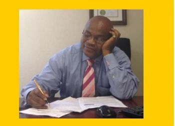 """It was only on March 16, 2015 that attorney Leroy Jones was asked to """"excuse"""" himself from the courtroom after his behaviour was considered disrespectful to Senior Magistrate Tamia Richards. Photo: Linkedin"""