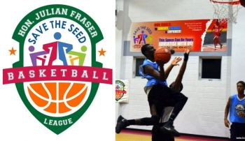 The 5th edition of the Hon Julian Fraser Save the Seed National Basketball League will begin on Saturday August 19, 2017 at the Save the Seed Energy Centre in Duff's Bottom, Tortola. Photo: VINO/File