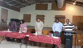 Over the past weeks, the Opposition Members of the VI HoA have been lobbying against and Premier Fahie led, 'Clear path to regularisation: Residency and Belonger Status Programme,' seeking to regularise undocumented immigrants by telling the public that government never tried to consult nor consulted with the opposition before moving forward with the initiative. Photo: Facebook/File