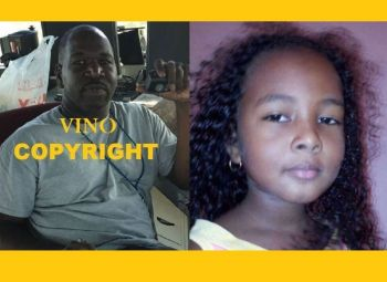 Franklin E. Penn Jr (left) and Trinity A. Thomas (right) were killed when gunmen opened fire on a vehicle at West End, Tortola on November 22, 2017. Police suspect the killings were a case of mistaken identity. Photo: VINO/Facebook