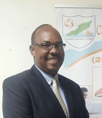 After being removed from his post as President of the H. Lavity Stoutt Community College (HLSCC) just over a year ago, indigenous Virgin Islander Dawson was recently selected to the prestige position of President of the Anguilla Community College (ACC) and will be taking up the post. Photo: VINO/File