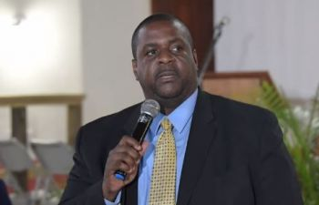 Premier and Minister of Finance, Hon Andrew A. Fahie (R1) in a statement on the UK Loan Guarantee, released August 17, 2019, said while the loan was welcomed, the demands were far from reasonable. Photo: VINO/File