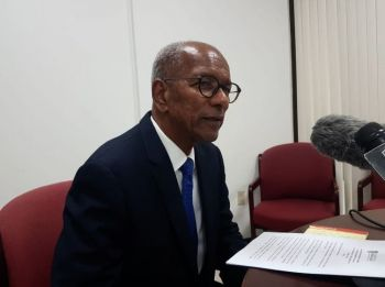 Her announcement to contest the 2019 elections comes a day after The Premier of the Virgin Islands, Dr. The Honourable D. Orlando Smith (AL) announced the 2019 General Election date as February 25, 2019. Photo: VINO/File