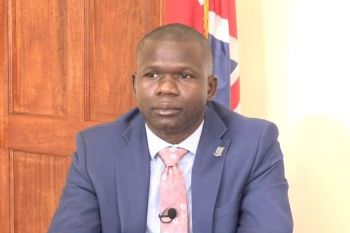 The caller further thanked Minister for Transportation, Works and Utilities, Hon Kye M. Rymer (R5) for his works to bring improved water distribution to the island. Photo: VINO/File
