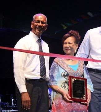 It was on July 27, 2015 during the official opening of the 2015 Patsy C. Lake Festiville in Road Town that Mrs Lake called on the Government of the Virgin Islands to give Premier Dr The Honourable D. Orlando Smith his