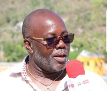 President of the Virgin Islands Horse Owners Association, Mr Lesmore Smith said horse racing is a go for Sunday, February 2, 2020 at Ellis Thomas Downs and is looking forward to a great event. Photo: VINO/File