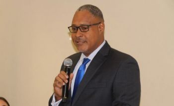 BVIEC General Manager, Mr Leroy A.E. Abraham confirmed that the US $600K funding will go towards the providing technical assistance to the BVIEC through the CDB's Canadian Support to the Energy Sector in the Caribbean (CSES-C) fund. Photo: VINO/File