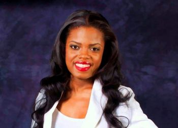 Political candidate in the 2015 general elections and businesswoman Sharie B. Y. de Castro has seized the initiative to speak out against crime in the Virgin Islands. Photo: Provided/File