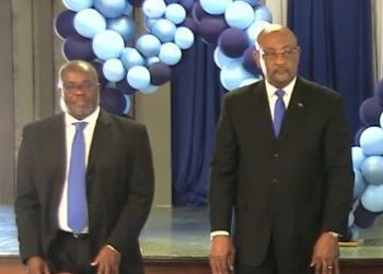 Included on the PVIM 2019 slate, is horse racing specialist and At-Large Candidate Mr Lesmore Smith, where in a January 15, 2019 video announcing his candidacy, PVIM Chairman Hon Skelton was quoted in saying that Mr Smith brings his horse racing expertise to the party. Photo: Facebook