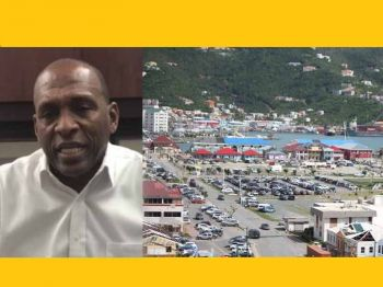 According to Premier Andrew A. Fahie, Hon Mark H. Vanterpool had oversight of 'unforgettable and unforgivable corruption' that occurred under the nose of the National Democratic Party (NDP) which includes the $7.2M BVI Airways deal, the re-purposing of $8M from the EE/LL sewage project and the 40M overrun at the TPP project under his watch. Photo: VINO/File