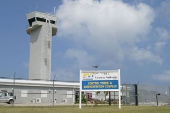 No less than five (5) locals were left unemployed when Fly BVI closed its operations at the Terrance B. Lettsome International Airport on June 30, 2019. Photo: VINO/File