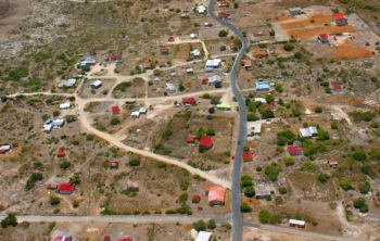 The issue of land ownership has been a long standing issue in Anegada. Photo: Provided