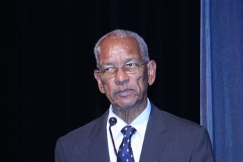 Former Premier and Minister of Finance, Dr the Honourable D. Orlando Smith, in 2006 had signed $7M 'give-away' to the airline, in exchange for direct flights between Miami International Airport and Beef Island. Photo: VINO/File