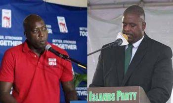 During the Elections Season of 2019, personal cyber-attacks via political memes against politicians and their families were especially high, leading to widespread condemnation from legislators including former HoA member, Myron V, Walwyn and now Premier and Minister of Finance, Hon Andrew A. Fahie (R2). Photo: VINO/File