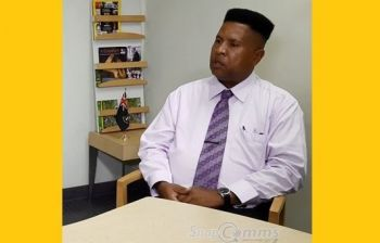 Acting Chief Immigration Officer Mr Ian B. Penn says any illegals caught in any operation will face repatriation or deportation. Photo: VINO/File