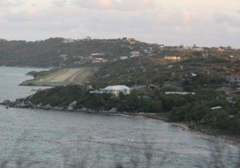 The Taddy Bay Airport was previously closed on April 22, 2019 and reopened for business on November 2, 2018 due to the absence of a working Crash Fire Tender and the need to repair the landing strip. Photo: VINO/File