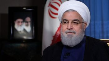 Mr Rouhani criticised Mr Trump's strategy, saying