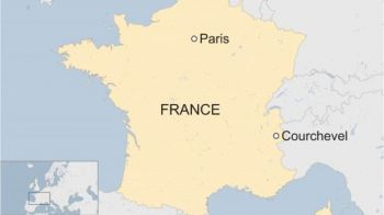 Courchevel: Two killed in fire at French ski resort. BBC News