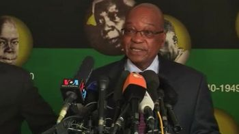 Former South African President Nelson Mandela remains in a critical condition in hospital, President Jacob Zuma says. Photo: BBC NEWS