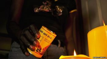 Obeah is associated with both benign and malignant magic, charms, luck, and with mysticism in general. Photo: Internet Source