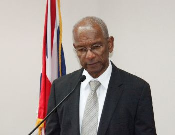 The National Democratic Party (NDP) Government of Premier Dr The Hon D. Orlando Smith has been silent on the Haiti disaster. Photo: VINO/File