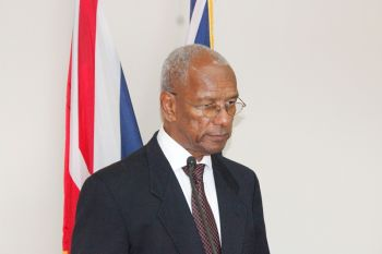 Mr Henry wants to know whether Premier Dr The Hon D. Orlando Smith is sleeping or doesn't care about the struggles of the people. Photo: VINO/File
