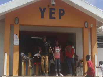 The Youth Empowerment Project (YEP) is a community centre for children to engage in productive programmes. Photo: VINO/File