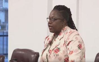 Six District Representative in the Virgin Islands (VI), House of Assembly (HoA), Hon Alvera Maduro-Caines (R6) has called on owners and others residing in the district to moves to clean up the zone giving it continues to look like a 'dumping area.' Photo: VINO/File