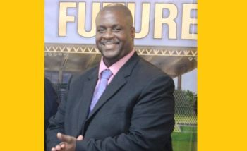 Governor Augustus J. U. Jaspert, who has become very controversial for his combative style and his political interference in domestic affairs, has a rocky relationship with the democratically elected government headed by Premier and Minister of Finance, Hon Andrew A. Fahie (R1). Photo: VINO/File