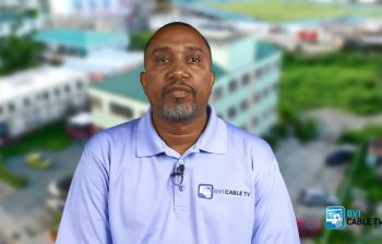 "BVI Cable TV CEO, Romney Averad Penn, in a statement today, August 14, 2019, said BVI Cable TV has already invested millions and is close to investing new and improved retail services that will include both broadcast television and high speed internet; however, an Injunction by the court, as sought by BVIEC, has ""effectively halted"" its network deployment. Photo: Facebook"