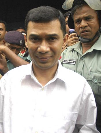 The special court awarded life imprisonment to Tarique Rahman. Photo: AP