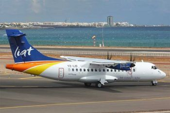 Caribbean airline LIAT is in urgent need of a cash injection of at least US $5 million to remain in operation. Photo: Prensa Latina