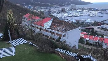 "According to Mr Willock, there as a significant amount of monies that had been pledged by donor countries and organisations to the hurricane hit countries in the Caribbean including the VI but ""we have not seen most of that money."" Photo: Internet Source"