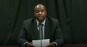 Leader of the Opposition and Chairman of the Virgin Islands Party (VIP), Hon Fahie, confirmed VINO's report during a press conference today, Friday, December 12, 2018, held at the studios of the Caribbean Broadcast Network (CBN). Photo: Facebook