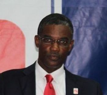 Junior Minister for Tourism Archibald C. Christian said he is 'not too happy' with the issue of garbage in the Virgin Islands but is pleased that strides are being made to clean the place up. Photo: VINO/File