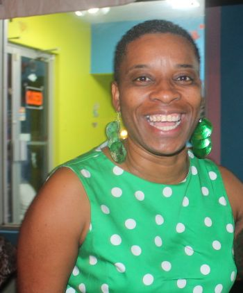 Virgin Islander Ms Arliene T. Penn will be making her come back on stage as an artiste for the 60th Festivals. Photo:VINO/File