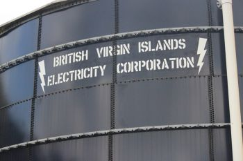 A broken pipe at the BVI Electricity Corporation's Pockwood Pond plant was reportedly the cause of island-wide disruptions to power earlier today May 21, 2013 across the Virgin Islands. Photo: VINO