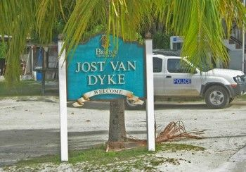 Smith expressed a need for improved social services in Jost Van Dyke. Photo: VINO/file