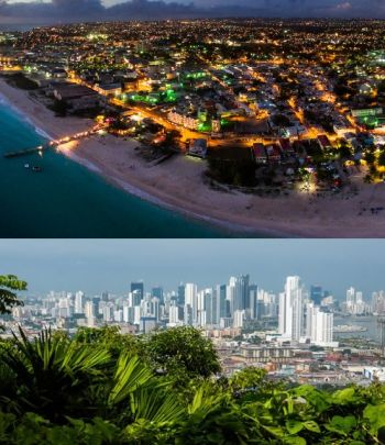 Barbados (above) and Panama (below) have also found themselves being labelled by the European Union as uncooperative jurisdictions and tax havens. Photo: Internet Source
