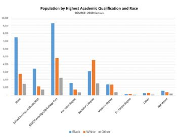 Bermudian academic qualifications. Image: Provided